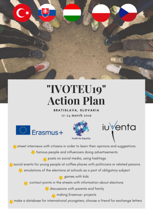 IVOTE Poster