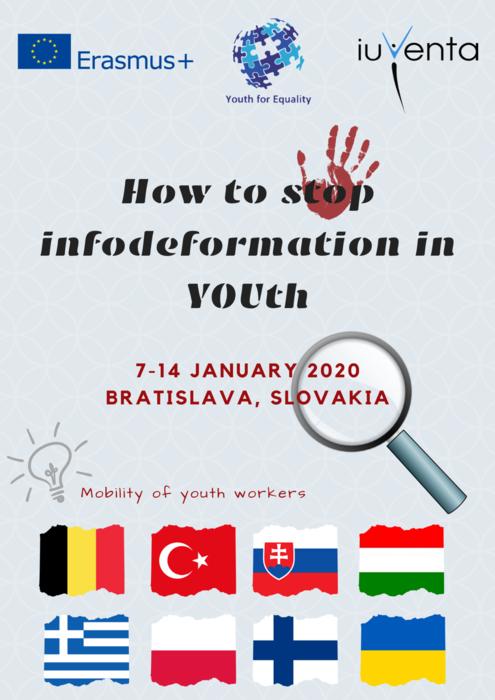 Infodeformation Poster