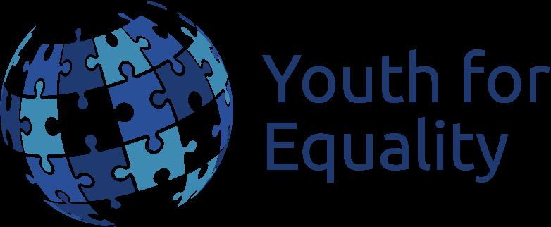 Logo organizácie Youth for Equality